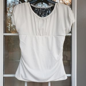 Amy Byer Short Sleeve Sweater - Size XL (GUC)